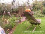 havemøbler i Cottagehaven