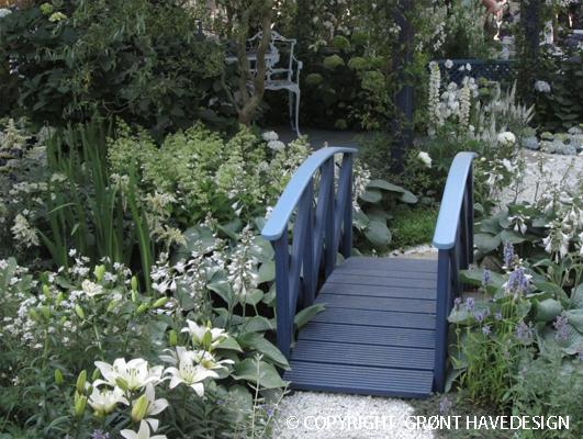 Den romantisk have