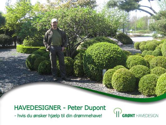 Havedesigneren er klar til at hjælpe dig